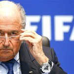 RT if you want to see Sepp Blatter resign as FIFA president. #FIFAcorruption #BlatterOut http://t.co/rbGLFCyD8k