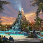 Heres the first look at @UniversalORL new water theme park called Volcano Bay | #fox35 http://t.co/KWJwAbKpB7