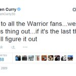 Stephen Curry: Man of his word http://t.co/VQK7UzAvoS