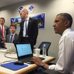 Ready to answer your questions on climate change. Lets do this! #AskPOTUS http://t.co/5KrIb5jL6S