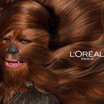Ich kann nicht aufhören zu lachen! #StarWars #Loreal http://t.co/9yO9gv2bLR