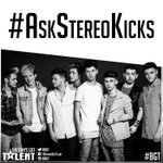 EXCITING NEWS! Our pals @StereoKicks are here! Got a question for the boys? Shout using #AskStereoKicks! ???? #BGTlive http://t.co/XpoZLLrOxc
