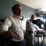 Rand Paul responds to questions at Modern Woodmen Park. http://t.co/F3ErEckeQO