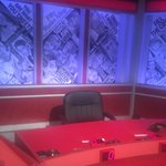 Recording #HIGNFY shortly. A tad nervous. To save you the trouble: shat on HIGNFY. Shat on chair. Shat on desk. http://t.co/gfyvUEcJWn
