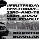 #FuckTheCurfew #FirstFriday #FTP #Oakland 8pm June 5th @ 23d & Telegraph #Shaafted http://t.co/ExOeKVbepY
