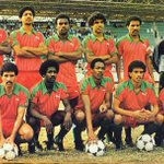 للتاريخ : هؤلاء حققوا اول بطولة في تاريخ كرة القدم السعودية ، كاس اندية الخليج بالدوحة ١٩٨٣???? يحق لكم الفخر بأنفسكم ❤️ http://t.co/chwKkrKQDQ