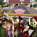 Mickey's Birthdayland became Mickey's Starland at Magic Kingdom Park this week in 1990: http://t.co/6wO8gMjwdA #TBT http://t.co/hat66XPKfH