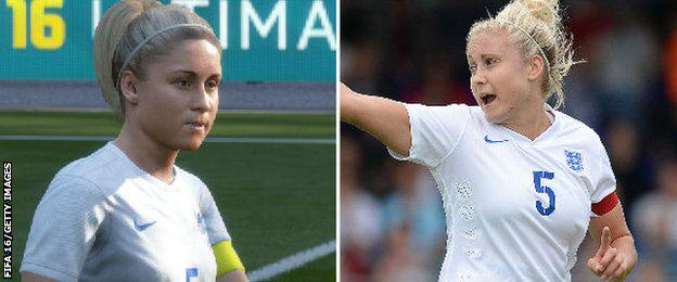 FIFA 16: @EASPORTS game to feature Women's Football for 1st time! #Lionesses http://t.co/A3ezB35qM0 http://t.co/IVn5i2MTtL