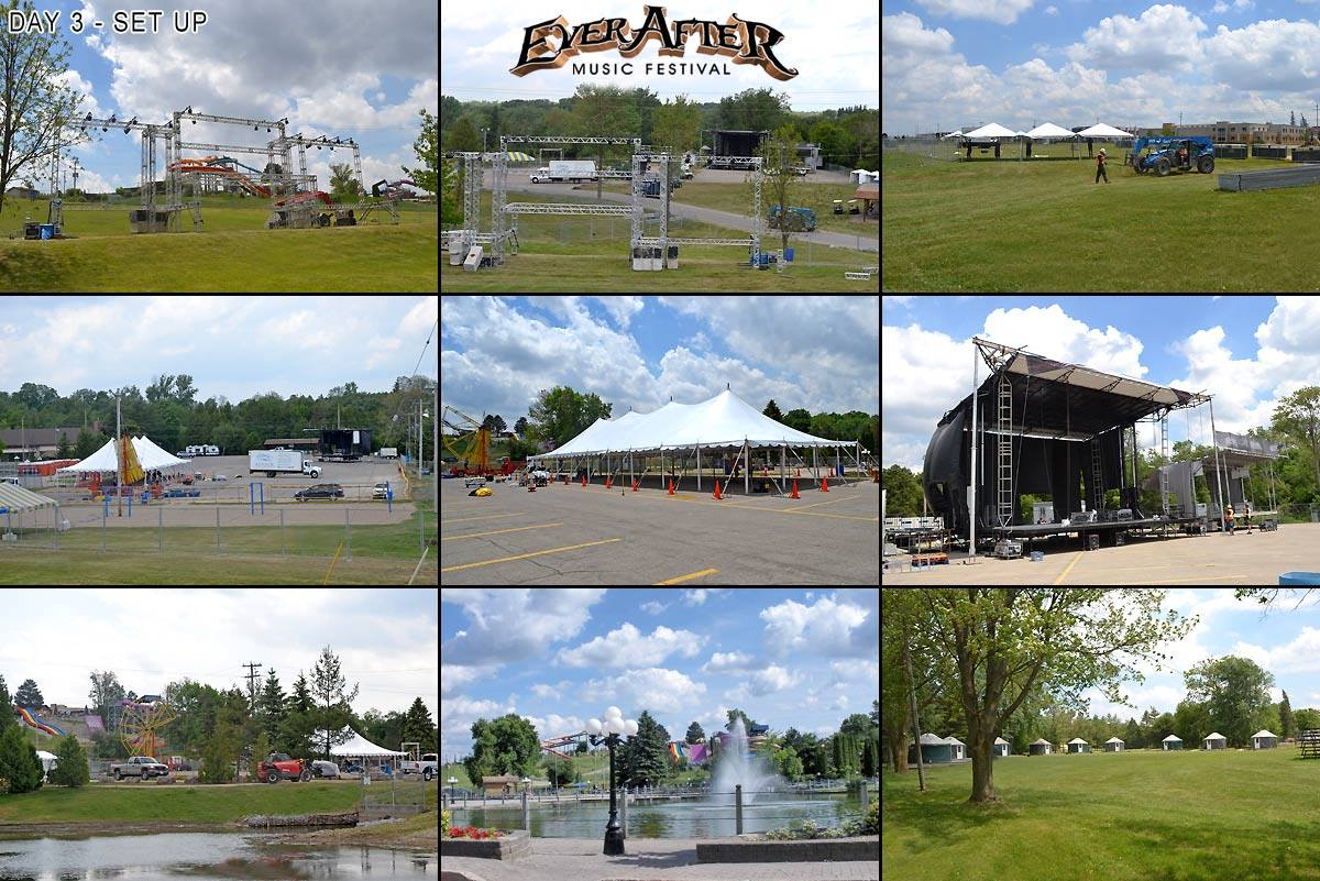 Things are shaping up for #EverAfter around here. Here's a few scenes from the property. http://t.co/gW2ufcfLQj