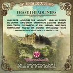 Discover the artists of the TomorrowWorld 2015 Phase 1 Lineup. http://t.co/OYVvMrAUr0 http://t.co/HdRjxDLcwp