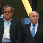 Sepp Blatter has refused to resign as FIFA president following a request from UEFA chief Michel Platini. http://t.co/2wQJhyWiKb