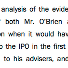Moriarty Tribunal found that there was a deliberate concealment on the part of both Denis O'Brien & Michael Lowry… http://t.co/ULNQkC0NUd