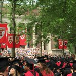 Degrees are being conferred on this the 364th Harvard Graduation ceremony! #Harvard15 #HKS15 http://t.co/xUEKnA5mdf
