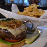 Celebrate National Burger Day with our Strega Burger! #NationalBurgerDay #burgers #food #boston http://t.co/MoBmyQ6B2f