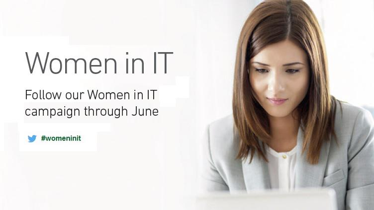 Tomorrow sees the start of our latest Women in IT campaign. Follow #womeninIT and @bcswomen for updates http://t.co/y3ynN1p5Rg