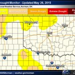 Less than 3 percent of Oklahoma remains in drought http://t.co/PbQ6vUGS8X #okwx http://t.co/cvHfUPZeuq
