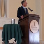 """Pleased to introduce @GovPeterShumlin at the #IAGLR2015 conference at #UVM today. """"Welcome to OUR great lake..."""" http://t.co/YcPcDldyCP"""