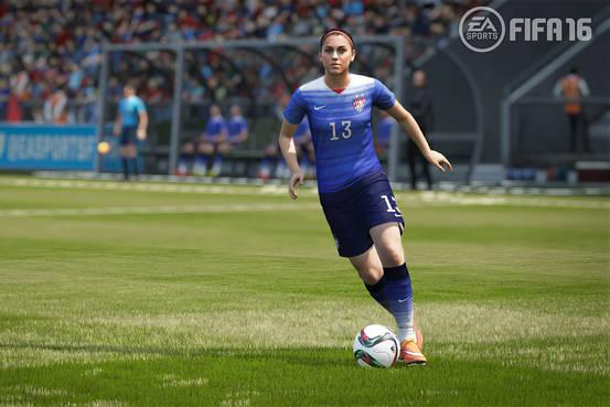 EA finally adds women to its FIFA soccer games.  http://t.co/BvcZr22DTZ http://t.co/PnY8ENYRQ2