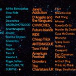 THE LINEUP IS HERE. ???? PASSES ARE ON SALE NOW. ???????? WE ARE READY TO FEST. ???? http://t.co/tgh6wcAAu5 #FFFfest http://t.co/1E5SyaRDua