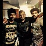This guys gonna #HIT the bullseye for sure ❤️ @dir_thiru @Actor_Jai @Sush3003 @Varunmanian http://t.co/QxvJm4Ikwp