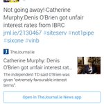 Has @thejournal_ie has removed their report on @CathMurphyTD in #dail #not1pipe #siteserv #obrienvrte #sixone http://t.co/esd9vSDZXc