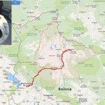 #ÚLTIMO Acá el recorrido que realizó el ciudadano peruano Martín Belaunde Lossio http://t.co/PM6V5kf1uV http://t.co/94K5dxLG59