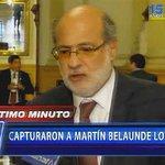[VIDEO] Abugattás: Captura de Beláunde Lossio desmiente confabulaciones entre Perú y Bolivia ► http://t.co/xwgHsgBIPs http://t.co/0ivnmi7Gkc