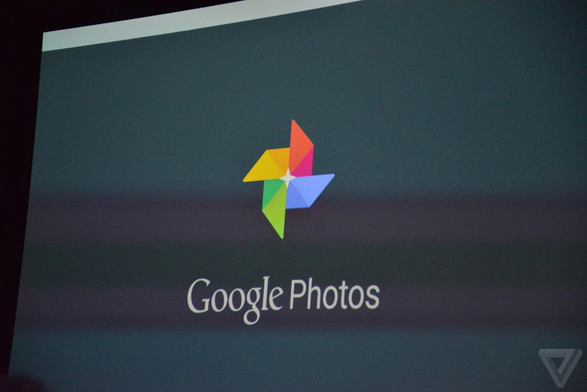 Новое приложение Google Photos и неограниченное облако для фотографий и видео.