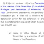 This is what the Defamation Act says about absolute privilege and the Dail. http://t.co/8M4NhmVRgG