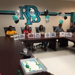 Spring Signing Day at Royal Palm Beach High. http://t.co/Wi1WWzu1XH