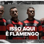 Novo manto do Flamengo @adidasbrasil. Coloca no altar. #QuebreABanca http://t.co/cIs2uKuP5Y
