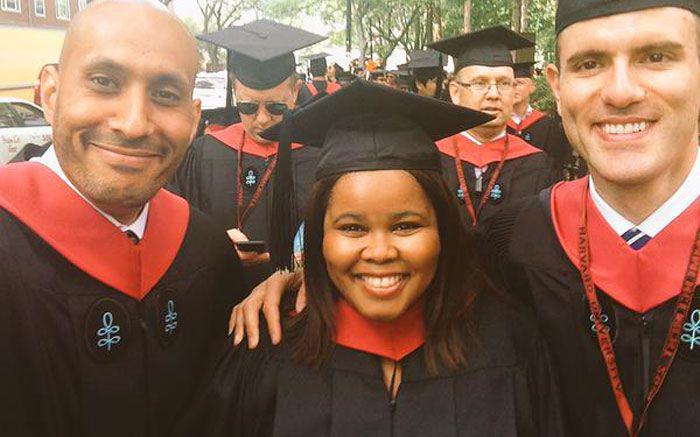Lindiwe Mazibuko is now a Harvard graduate http://t.co/bMZAfMCMAi http://t.co/6fr4HocAMW