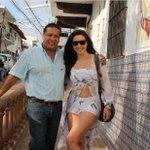 Con la actriz @AriDiazz durante el photo shooting para @holamexico en Puerto Vallarta! http://t.co/5ERdYjdZTz http://t.co/slGgOWGYuq