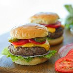 As it is #NationalBurgerDay I am throwing in my towel I mean recipe http://t.co/KgeS3qFNC9 for a delicious burger! http://t.co/WdPaFs8G9g