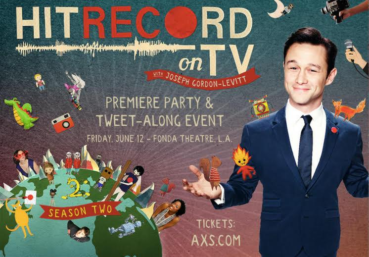RT @hitRECord: We're throwing a #HITRECORDonTV premiere party - join us @FondaTheatre in LA on Fri 6/12! TIX: http://t.co/UcVZqwYT4Q http:/…