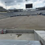 The view from the roof of the new Commonwealth Stadium recruiting room ... http://t.co/OBb4Who39l