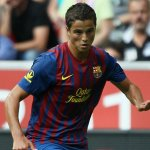 I understand #Stoke City will sign #Barcelona winger Ibrahim Afellay. The dutch star has been on loan at #Olympiakos http://t.co/6oPTjgoKwY