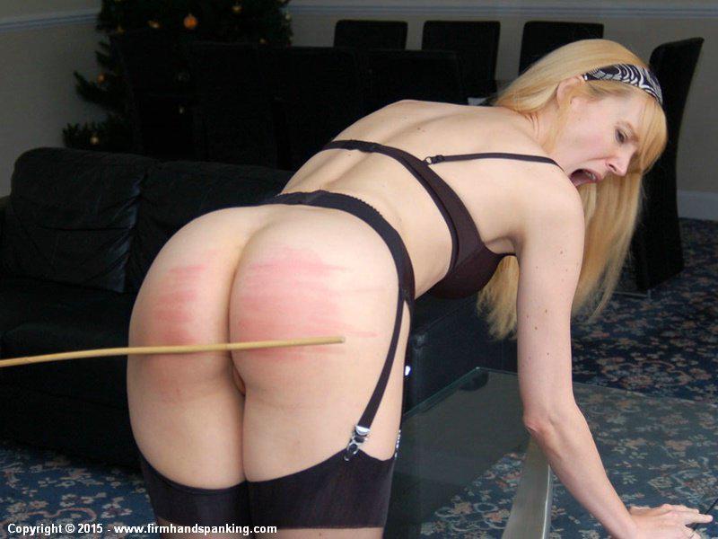 spanked botttoms
