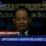 [LO ÚLTIMO] Presidente Evo Morales ha estado en contínua comunicación para operativo de captura de #BelaundeLossio. http://t.co/VrWrB9ZoT7