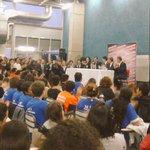 """Charla """"Voto electrónico en Mendoza"""" con el cro gob de Salta @UrtubeyJM y los candidatos @AdolBermejo y @DiegoMPalau http://t.co/5Hrmkam24q"""