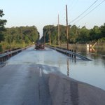 There are still 10 area roadways blocked by high water; heres the list -> http://t.co/lzVtghqMNu #KHOU http://t.co/R1v41b0f3U