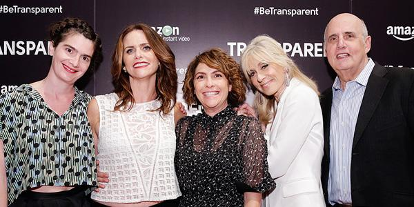 Creator of @Transparent_TV says Bruce Jenner and his family watched the show and loved it