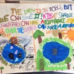 @POTUS Im 30 now, but Ive been promoting climate change since I was in the third grade! #ActOnClimate http://t.co/d77QhJVm2f