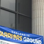 Oakland Mayor Libby Schaaf says she and SFs Mayor agree if Warriors win NBA finals, the parade will be in Oaktown! http://t.co/NDipVY13Av