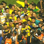 ¡@BarcelonaSCweb CAMPEÓN de la #CopaEuroAmericana! http://t.co/IBPcLeMkr1