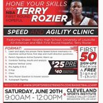 Dont forget to register for our Speed and Agility Clinic June 20 with @T_Rozzay3! Call 440-263-5676 #ParisiNation http://t.co/RipuumJBv2