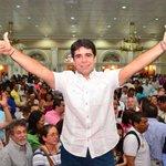 Alejandro Char oficializa su candidatura a la Alcaldía de Barranquilla http://t.co/tbSWQM868g http://t.co/KZyccEXMcj