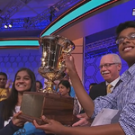 BREAKING: Vanya Shivashankar and Gokul Venkatachalam are declared co-champions of 2015 National Spelling Bee. http://t.co/TXwy30lcF2