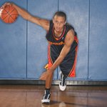 #TBT... @StephenCurry30 of the @Warriors at the 2009 NBA Rookie Photo Shoot! http://t.co/fNzuYDMqzi