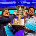 Neither nunatak nor scherenschnitte could trip up the 2015 National Spelling Bee co-champs http://t.co/1hiKVZzv7c http://t.co/00nu955PNr